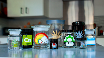 Picking out a 420 Jar