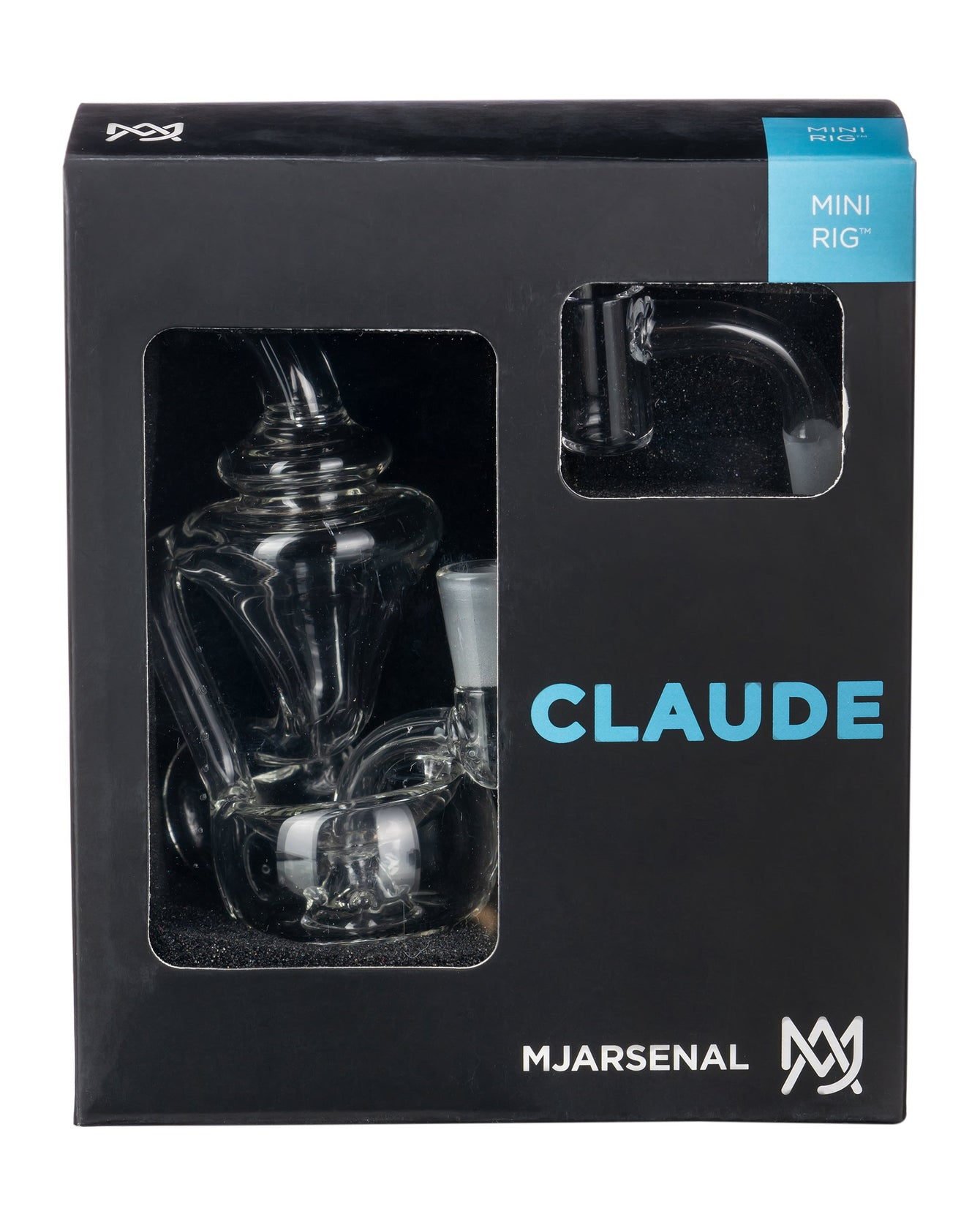 MJArsenal Claude Mini Rig in Box