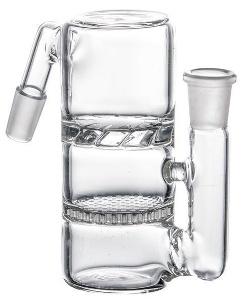 Clear Glass Ashcatcher