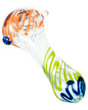 DankStop Multi-Color Swirled Hand Pipe