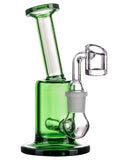 Nano Inline Perc Oil Rig in Green