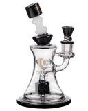 Diamond Glass Big Puck Dab Rig