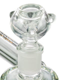 Diamond Glass Showerhead Perc Sidecar Bubbler Bubble Bowl