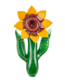 Sunflower Spoon Pipe