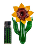 Sunflower Spoon Pipe Scale