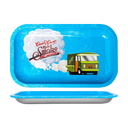 Cheech & Chong 40th Anniversary Blue Rolling Tray