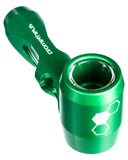 Green Prometheus Pocket Hand Pipe
