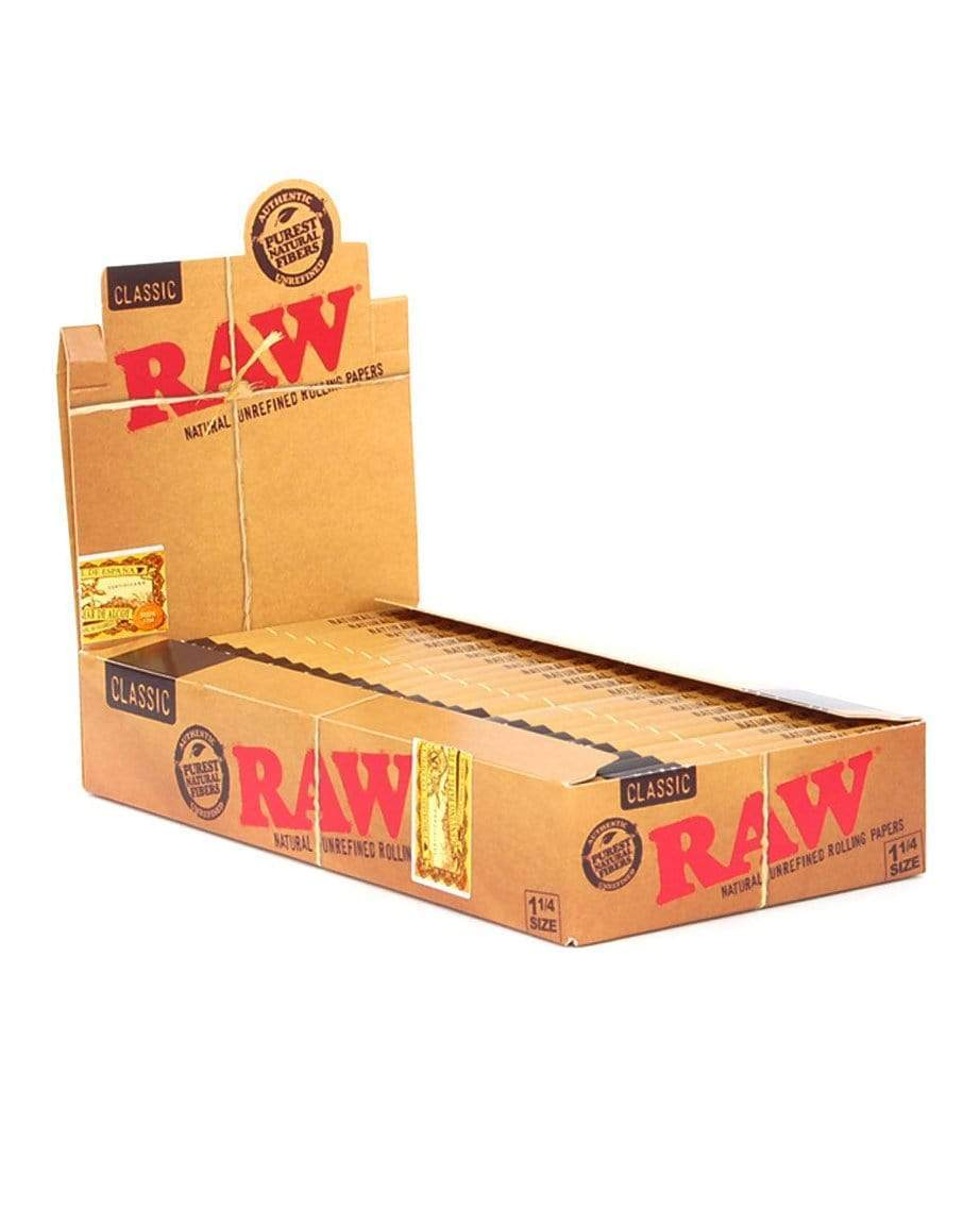 RAW - 24 Pack Classic 1-1/4