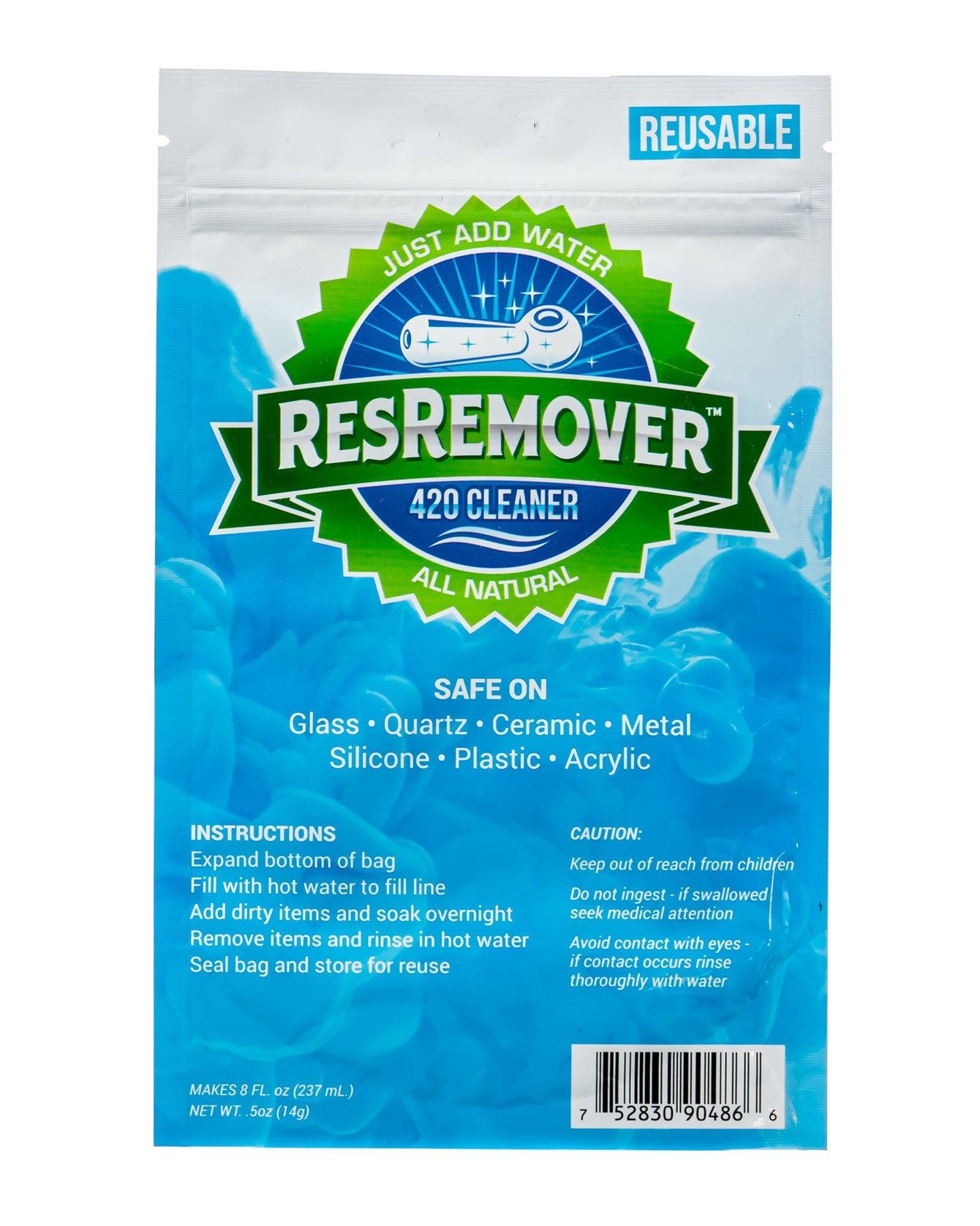 Resremover 420 Cleaner 8oz