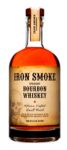 Iron Smoke Straight Bourbon Whiskey - 750ML