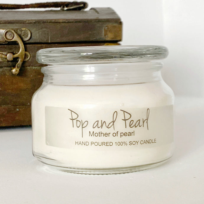 Mother of Pearl 100% Soy Candle 10oz