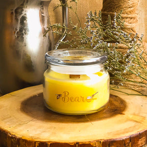 100% Beeswax with Essential Oil 10 oz