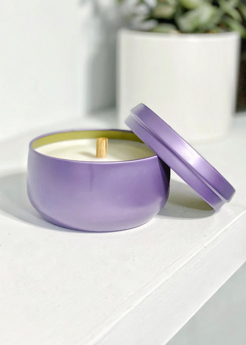 Purple Rain Candle