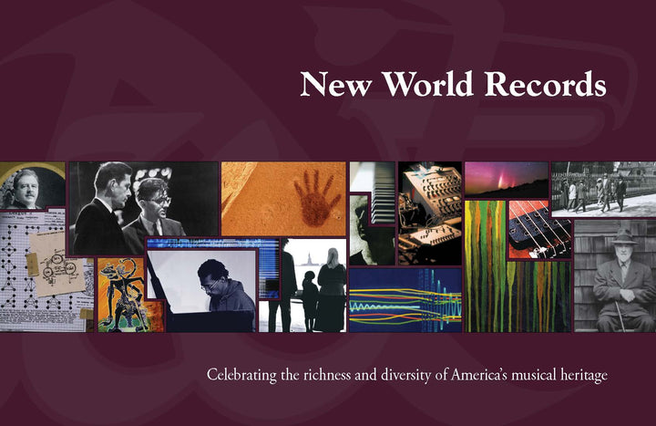 New World Records Catalog