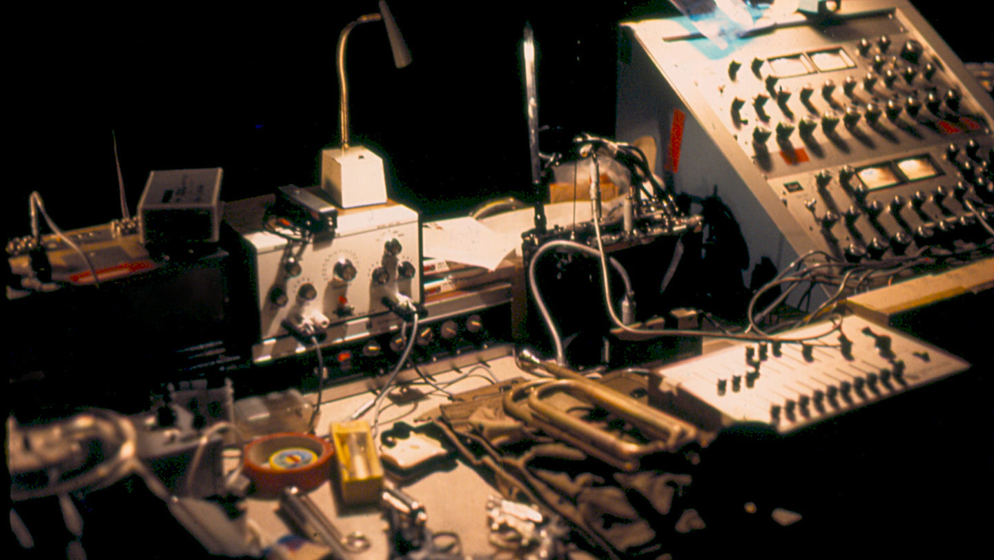 Electronic/Electroacoustic Music