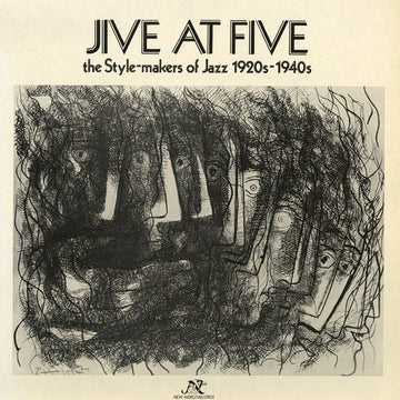 Jive at Five: The Stylemakers of Jazz (1920s-1940s)