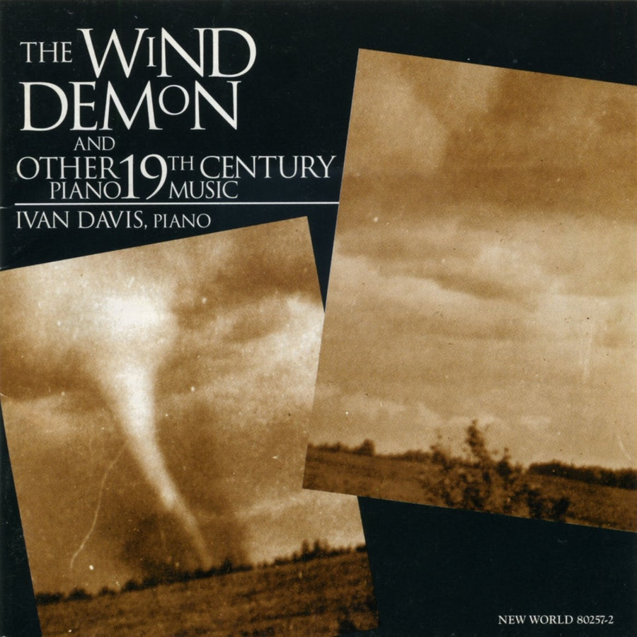 The Wind Demon and Other 19th Century Piano Music