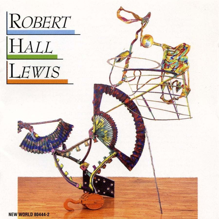 Robert Hall Lewis: Symphony No. 4