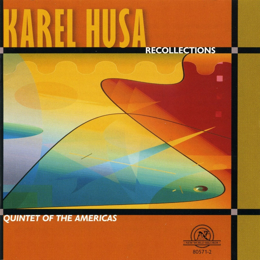 Karel Husa: Recollections