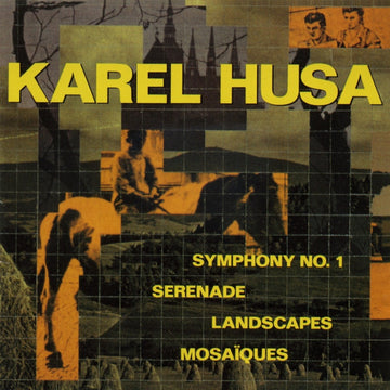 Music of Karel Husa