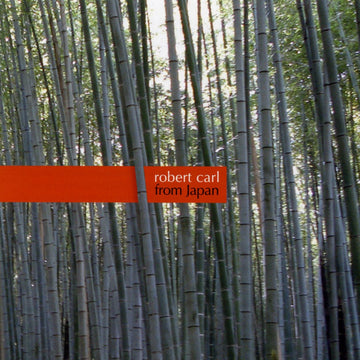 Robert Carl: From Japan