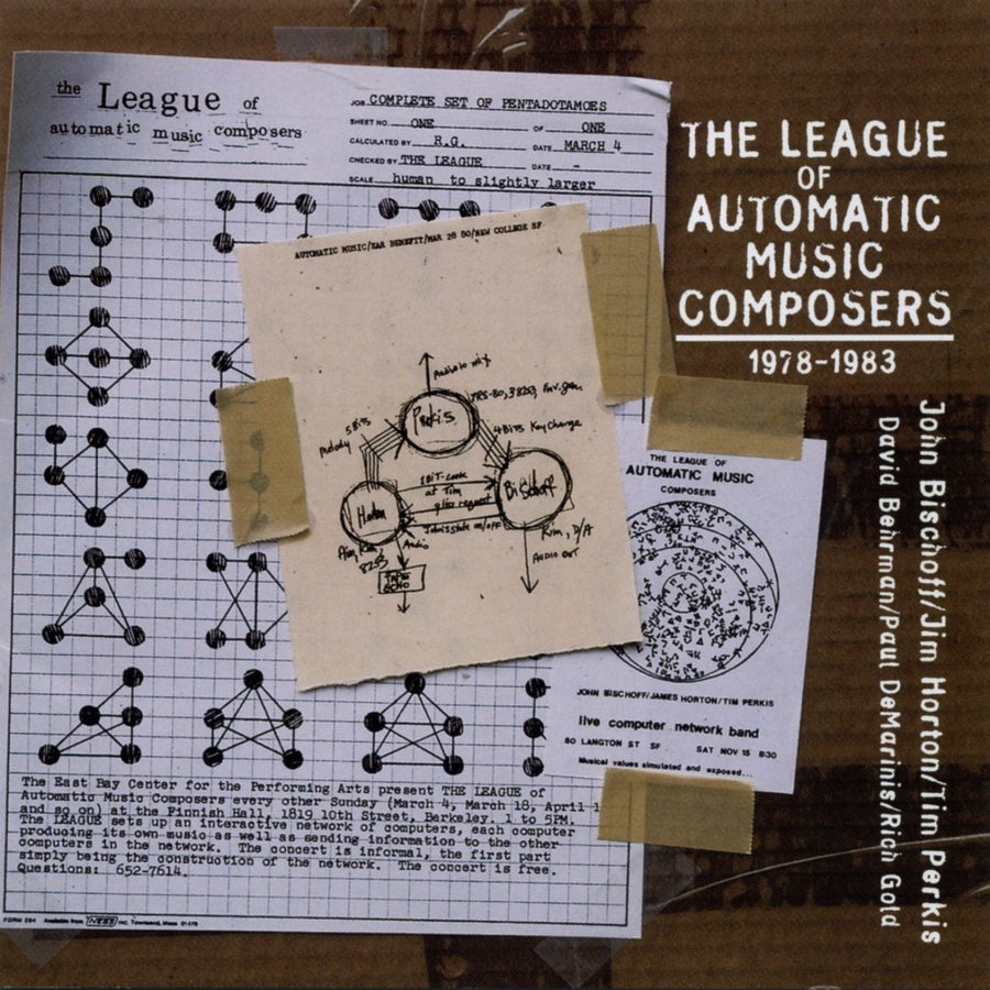 League of Automatic Music Composers 1978-1983