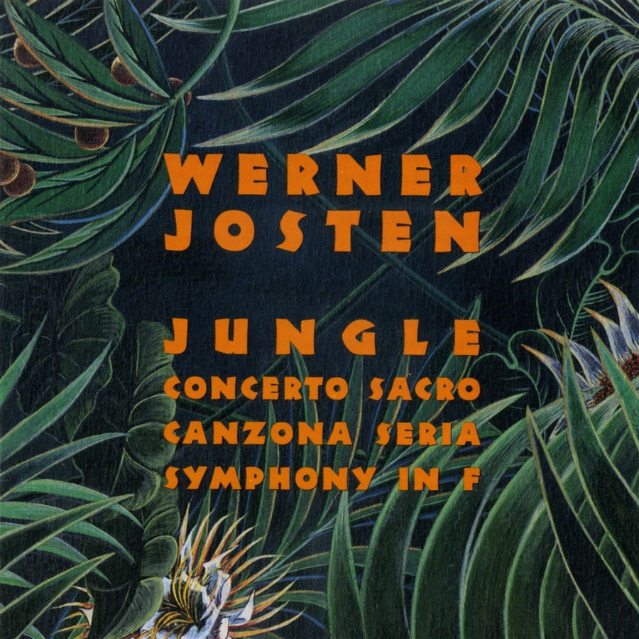 Music of Werner Josten