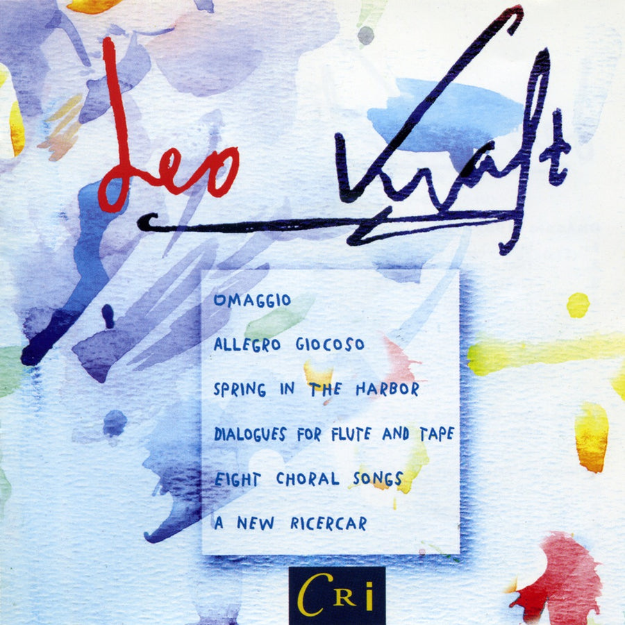 Music of Leo Kraft