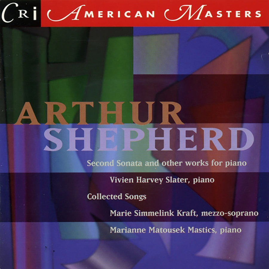 Music of Arthur Shepherd
