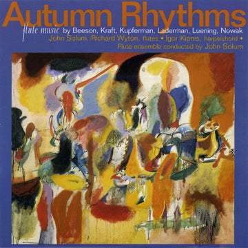 Autumn Rhythms - New Flute Music