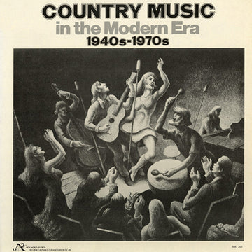 Country Music in the Modern Era 1940s-1970s
