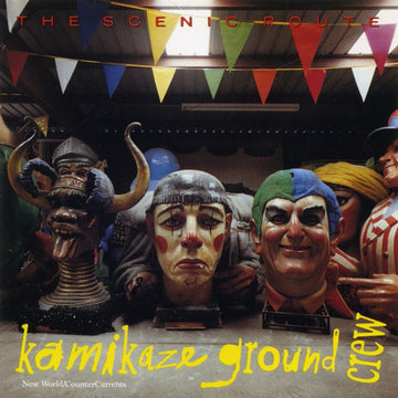 Kamikaze Ground Crew: The Scenic Route