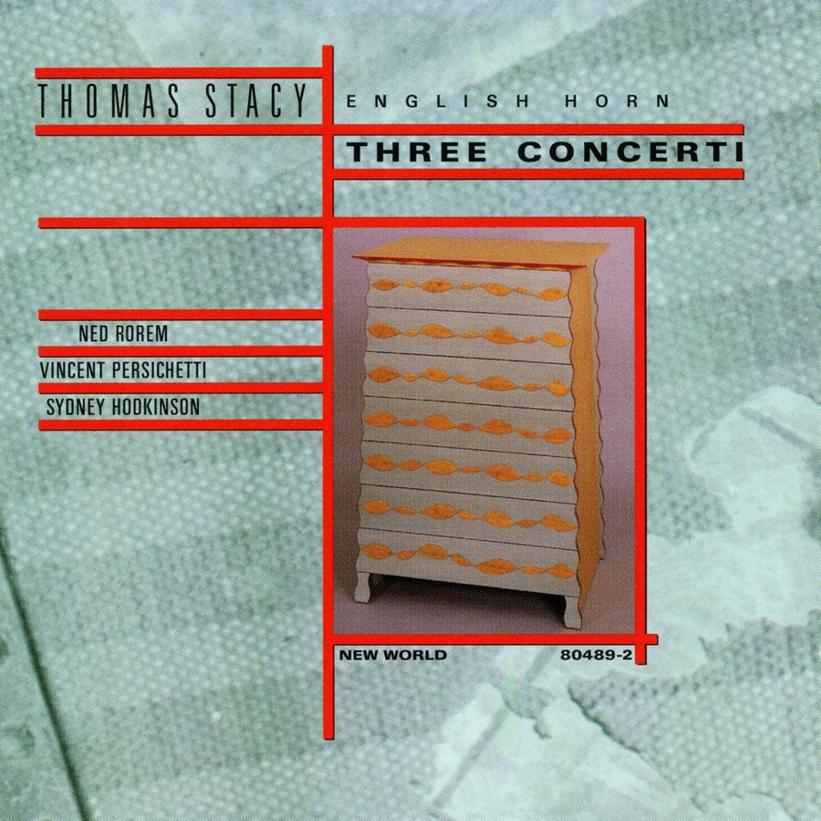 Three Concerti for English Horn