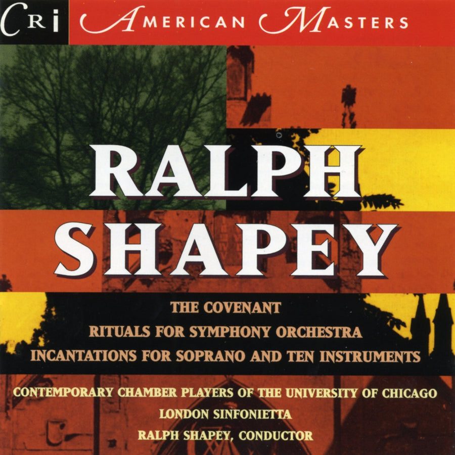 Music of Ralph Shapey