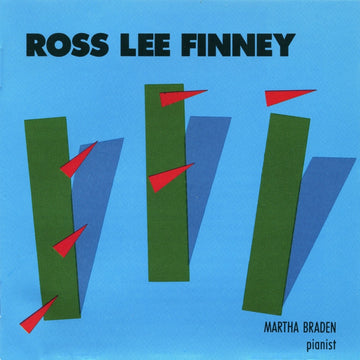 Ross Lee Finney: Piano Works