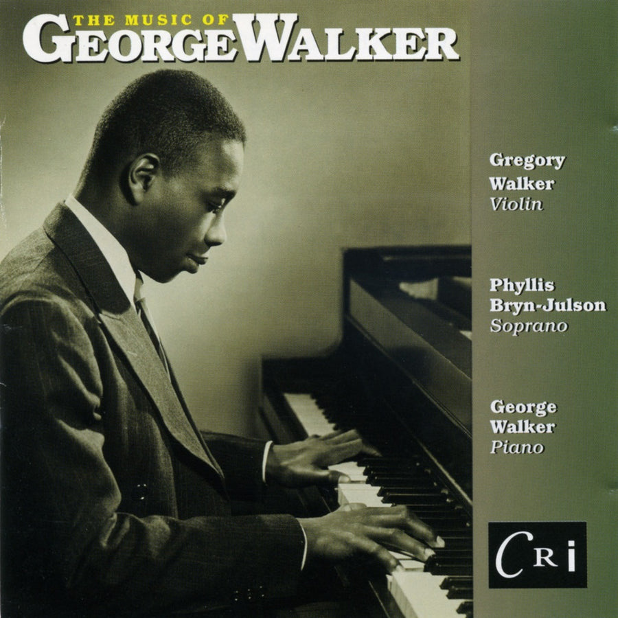 Music of George Walker