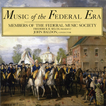 Music of the Federal Era