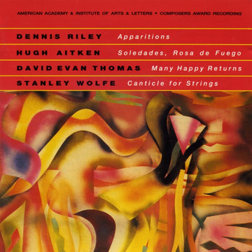 Music of Dennis Riley, Hugh Aitken, David Evan Thomas & Stanley Wolfe