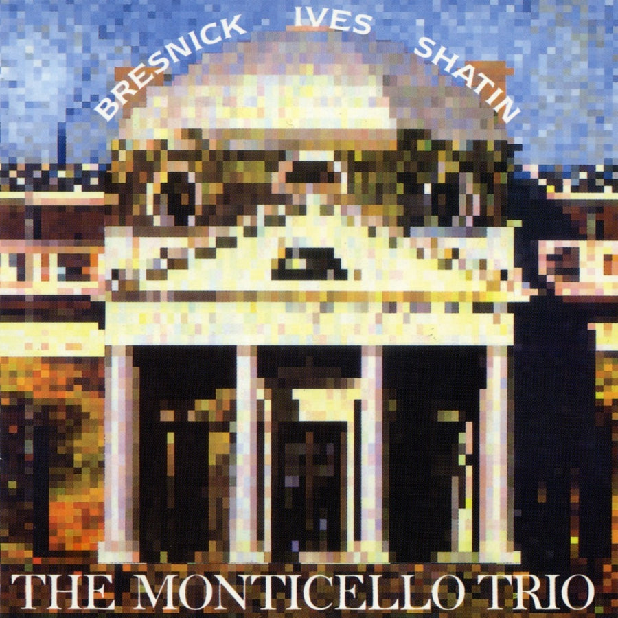 Monticello Trio plays Ives, Bresnick & Shatin