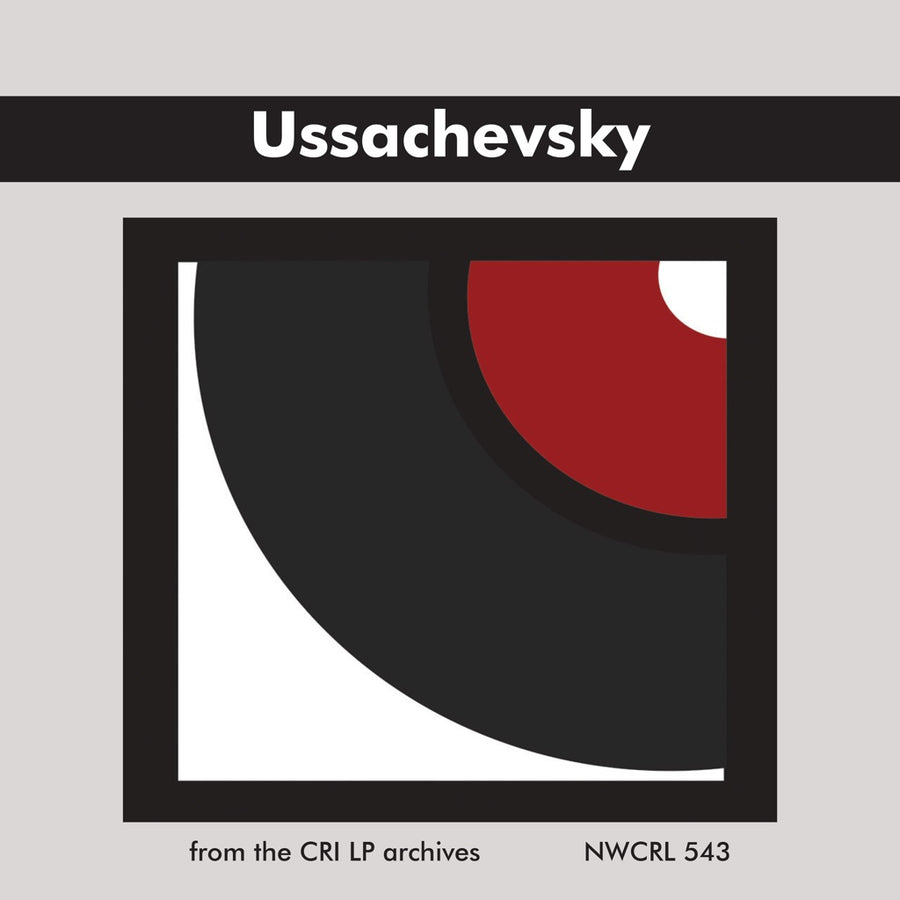 Vladimir Ussachevsky: Dialogues and Contrasts; Colloquy
