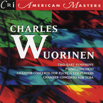 American Masters: Music of Charles Wuorinen