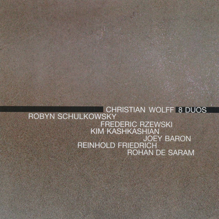 Christian Wolff: 8 Duos