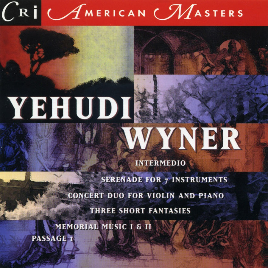 Music of Yehudi Wyner