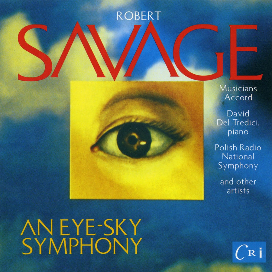 Robert Savage: An Eye-Sky Symphony