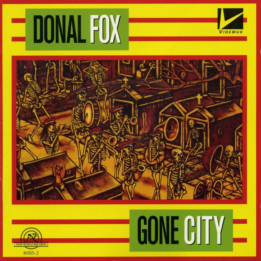 Donal Fox: Gone City