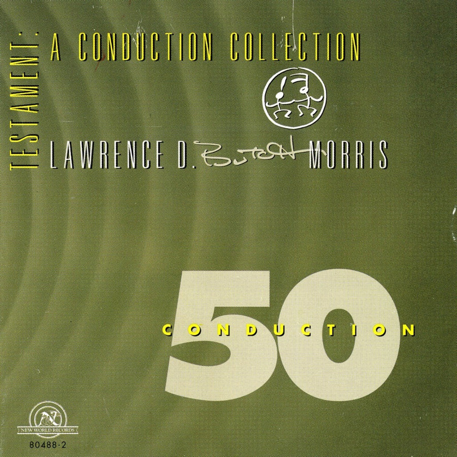Testament: A Conduction Collection/Conduction #50