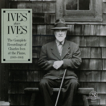 Ives Plays Ives