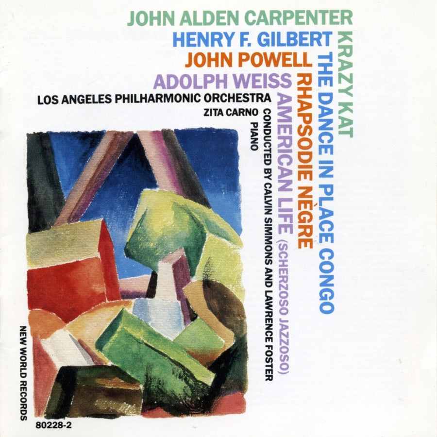 Carpenter/Gilbert/Powell/Weiss