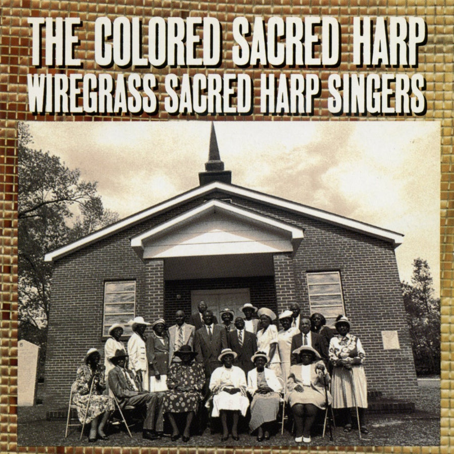 The Colored Sacred Harp