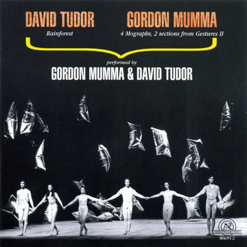 Music of David Tudor And Gordon Mumma